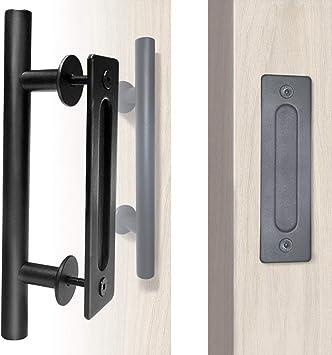 NAIZY - Sistema de puerta corredera: Amazon.es: Bricolaje y herramientas