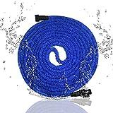shrink hose - Garden Hose, 50FT Expandable Hose, soled Flexible Expanding Hose, Expandable Water Hose, Extra Strong Hose, Premium Lightweight & Durable Expandable Garden Hose, Perfect for Home and Commercial Use