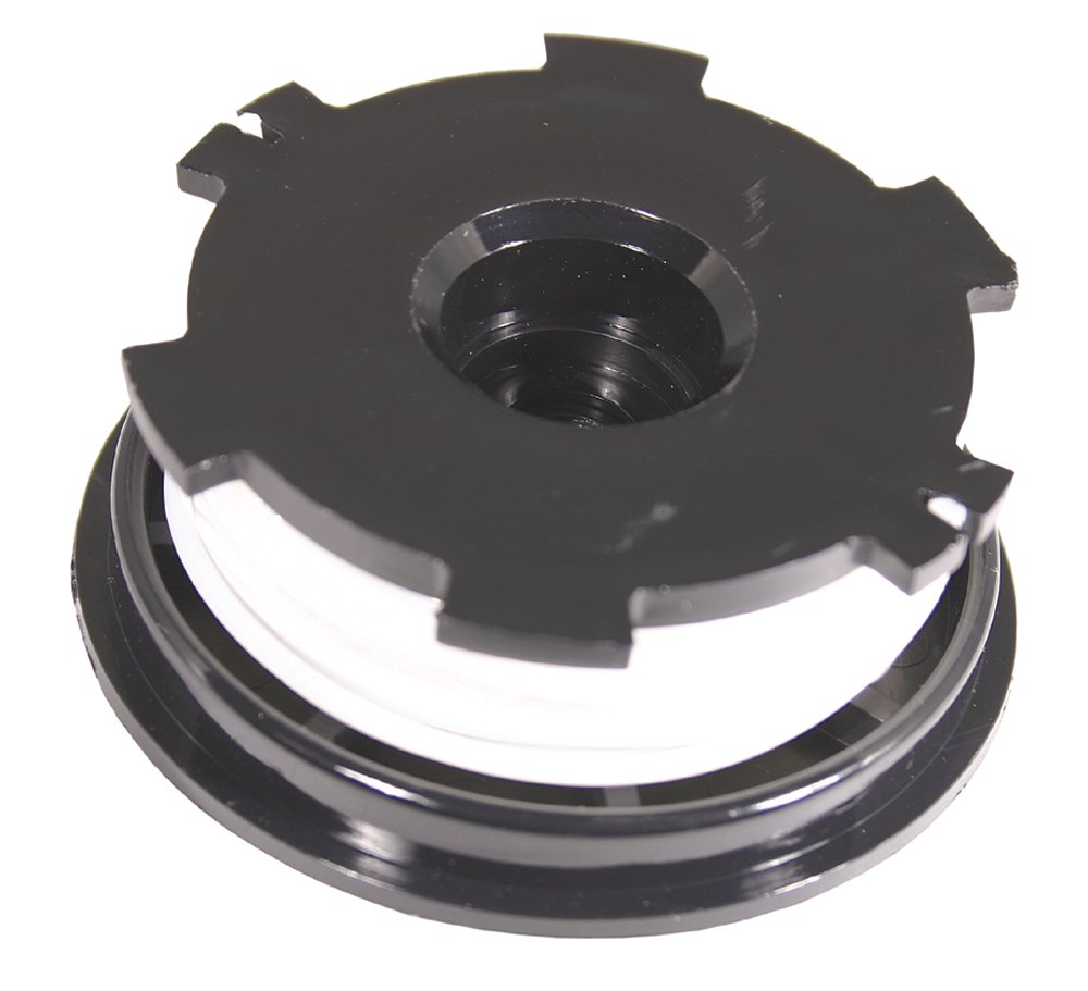 Stens 385-356 Trimmer Head Spool with Line, Replaces Ryobi: 153577, 153577R, 791-153577 B, Fits Dual Line Feed Models, Fits 385-178 Trimmer Head