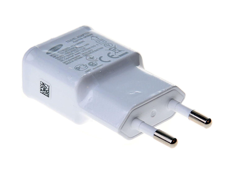 wei/ß Micro USB, 2A Ampere, 2000 mAh Samsung 4250815261868 Ladekabel mit Netzteil Ladeger/ät f/ür I9505 Galaxy S4 ETA-U90EWE GSTD