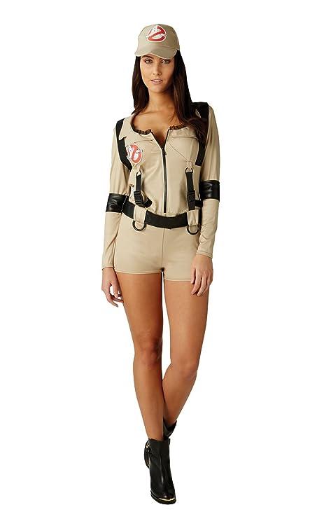 in vendita all'ingrosso marchio famoso stilista Rubie's Costume ufficiale da donna Ghostbuster: Amazon.it: Giochi ...
