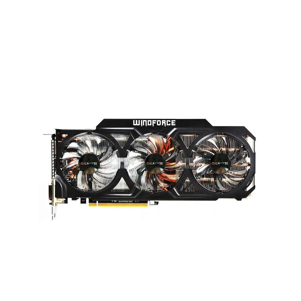 Gigabyte gtx 750 ti windforce review pure overclock page 3 - Amazon Com Gigabyte Gtx 770 Gddr5 2gb 2xdvi Hdmi Dp Oc Windforce 3x Graphics Card Gv N770oc 2gd Computers Accessories