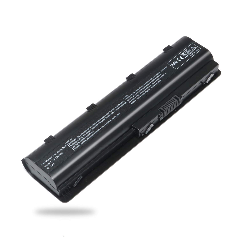 Bateria para HP-MU06 593553-001 6 Celdas 5200mAh/56WH 10.8V