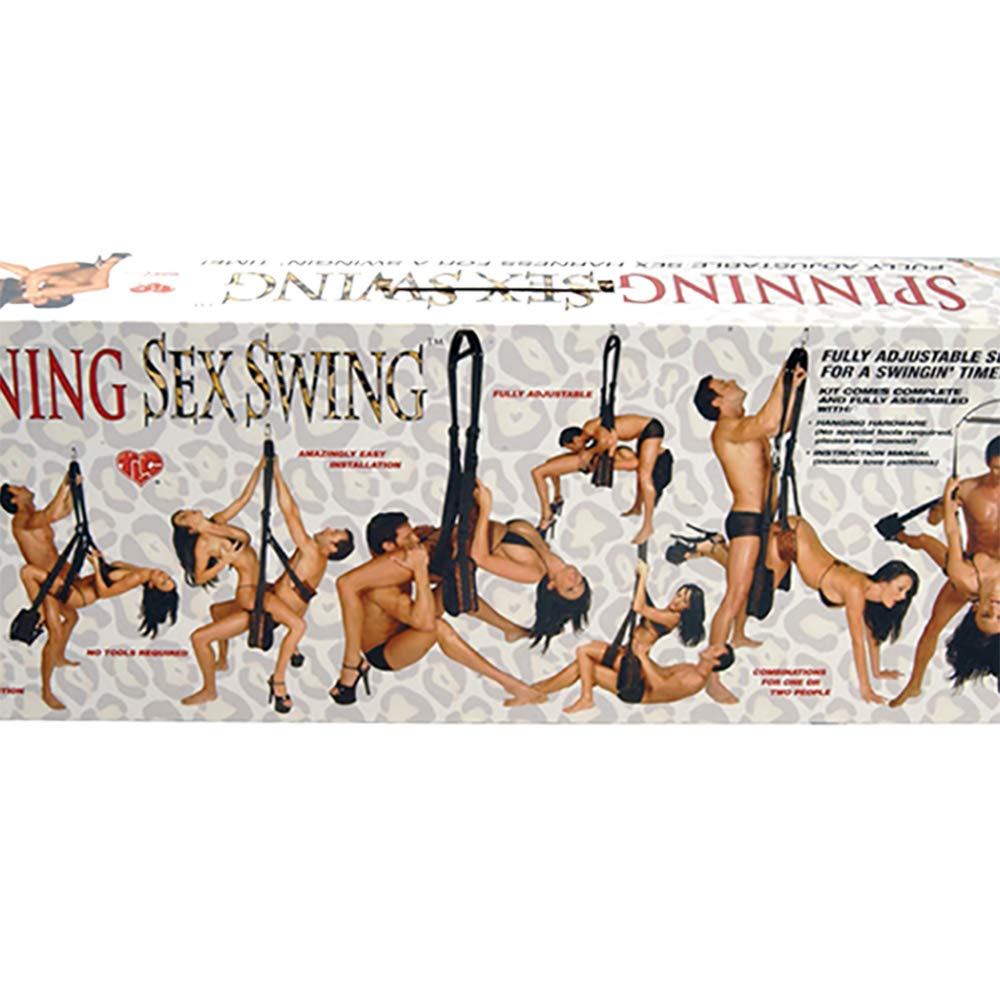 Wild S.E.X. Collection Spinning Sex Swing by TLC