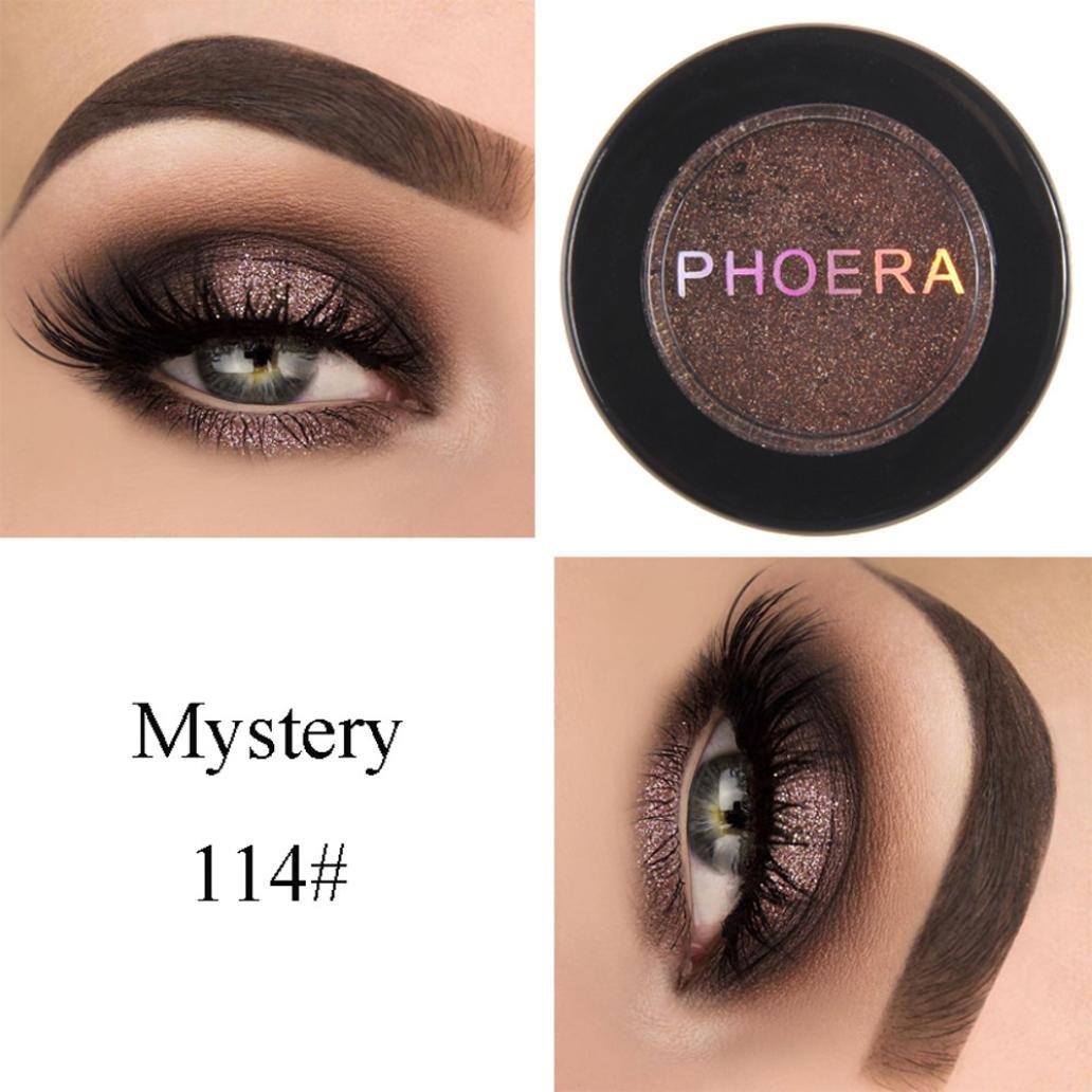 Amazon Exteren Natural Eye Shadow Makeup Shimmering Cosmetic