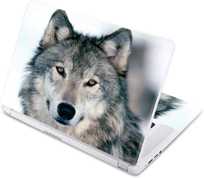 "Mightyskins Skin Compatible with Acer Chromebook 15 15.6"" (2017) - Wolf 