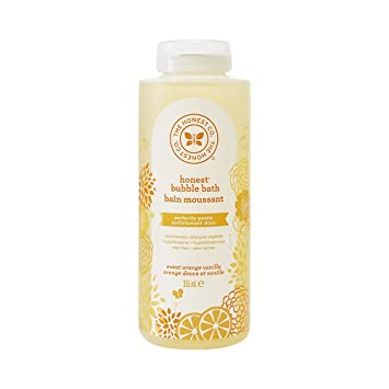 The Honest Company Bubble Bath 355 Ml Sweet Orange Vanilla Amazon