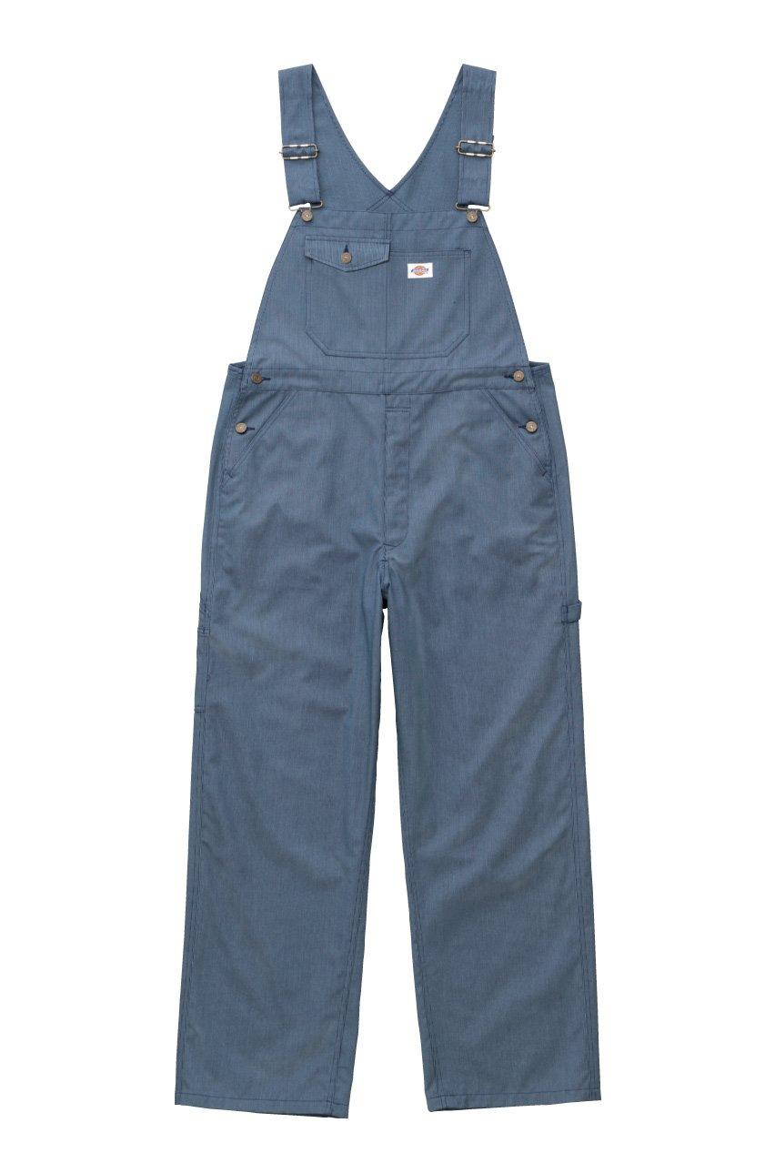 Dickies(ディッキーズ) 半袖つなぎ カラーステッチ 春夏 Dickies-1411 B015FGRT8E 3L|アーミーグリーン