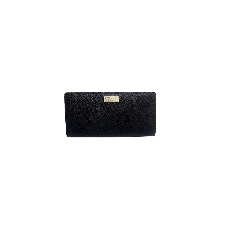 Kate Spade Stacy Newbury Lane Black Wallet Clutch 00_YBPLLUYW_02