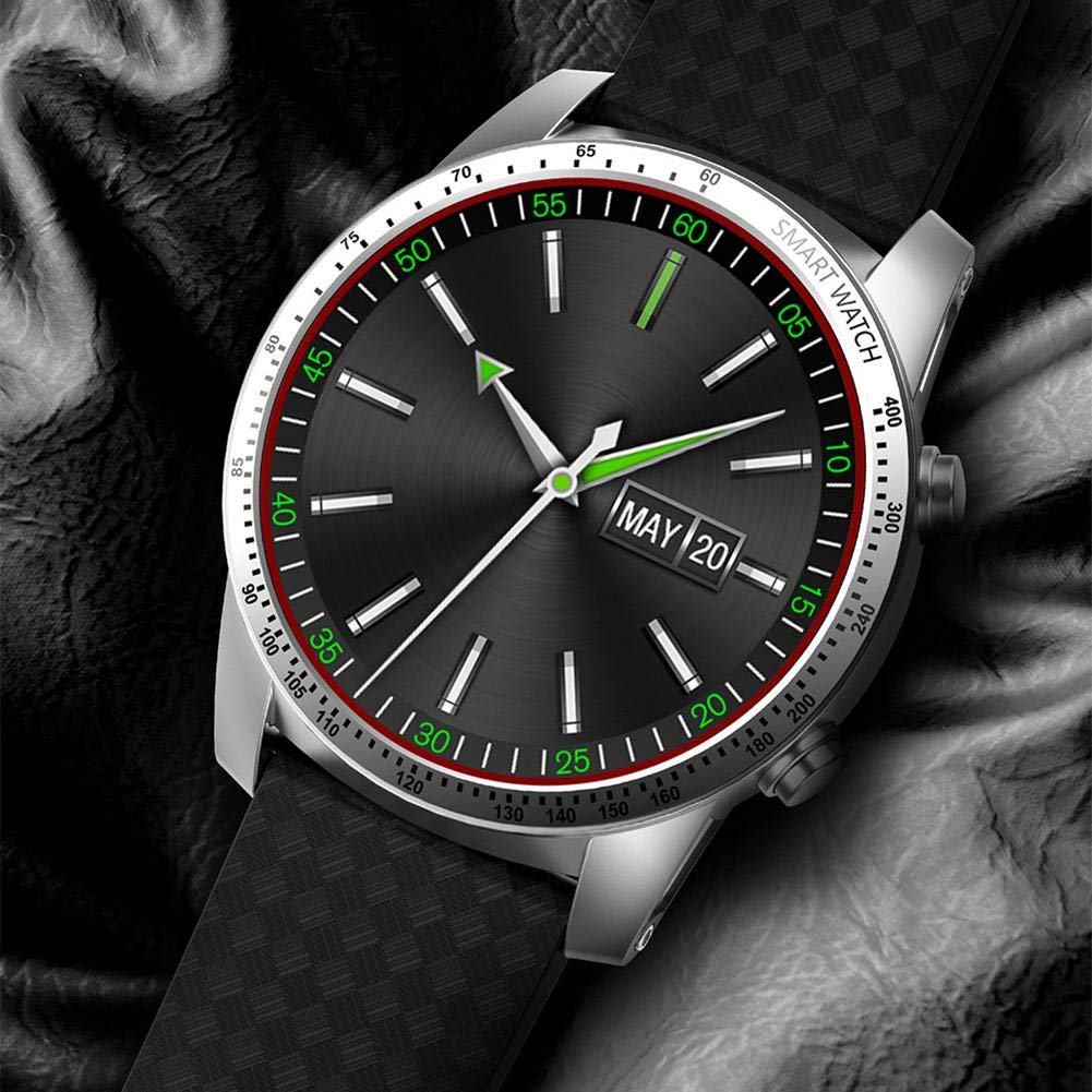 Amazon.com: Blueyouth KINGWEAR KW99 Smart Watch - 1.39 Inch ...