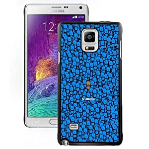 NEW Unique Custom Designed Samsung Galaxy Note 4 N910A N910T N910P N910V N910R4 Phone Case With Be Different Stand Out_Black Phone Case