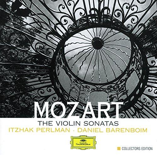 Mozart: The Violin Sonatas (4 CDs)