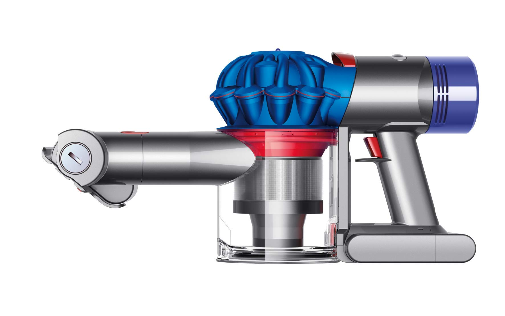 Dyson V7 Trigger Pro with HEPA Handheld Vacuum Cleaner, Blue by Dyson