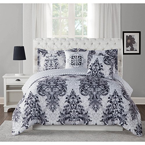 Studio 17 Simone 5-Piece Full/Queen Comforter Set 5 Piece Studio