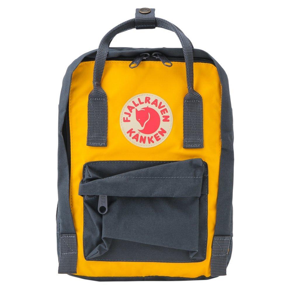 カンケン ミニ リュック 7l FJALL RAVEN フェールラーベン Kanken Mini [並行輸入品] B01FX7K0KO 15/Navy Warm Yellow 15/Navy Warm Yellow