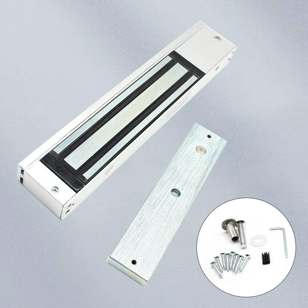 Induction Door Lock Electronic Door Lock Magnetic Security Door Lock Gate Opener Suction Holding Force