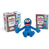 Sesame Street: The Monster at the End of this Book: Includes Illustrated Book and Grover Backpack Clip (RP Minis)