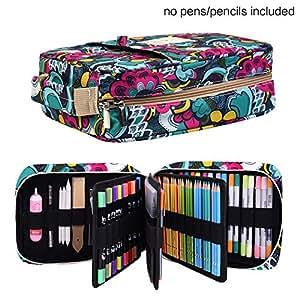 Amazon.com: Pencil Case Holder Slot - Guarda 202 lá ...