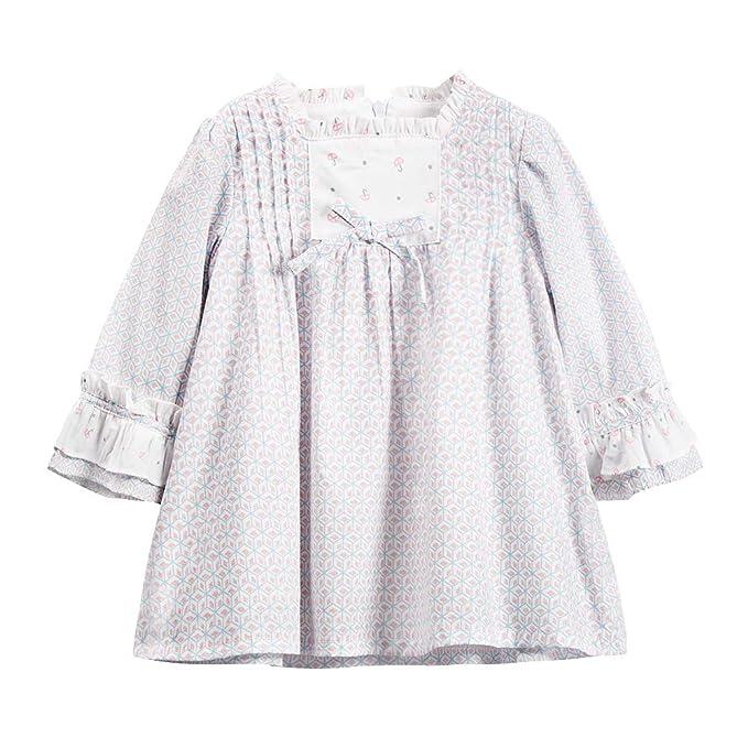 Amazon.com: mubenshang bebé vestido de primavera bebé niña ...