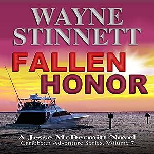 Fallen Honor - A Jesse McDermitt Novel Audiobook