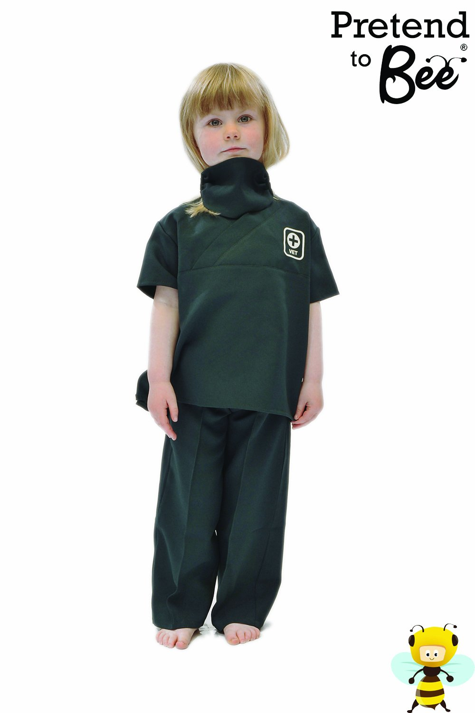 Pretend to Bee - Disfraz de enfermera para niña, talla 3-5 años ...