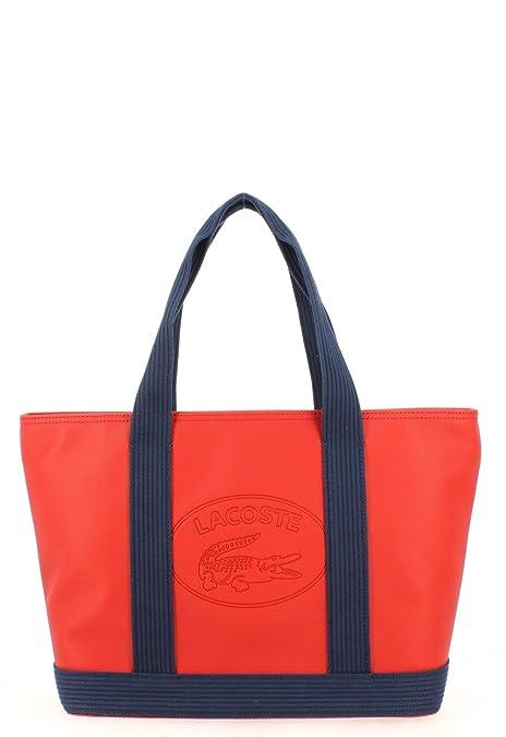 1d33519d4de Lacoste BOLSO NF2416WM-B66 SHOPPING BAG  Amazon.es  Zapatos y complementos