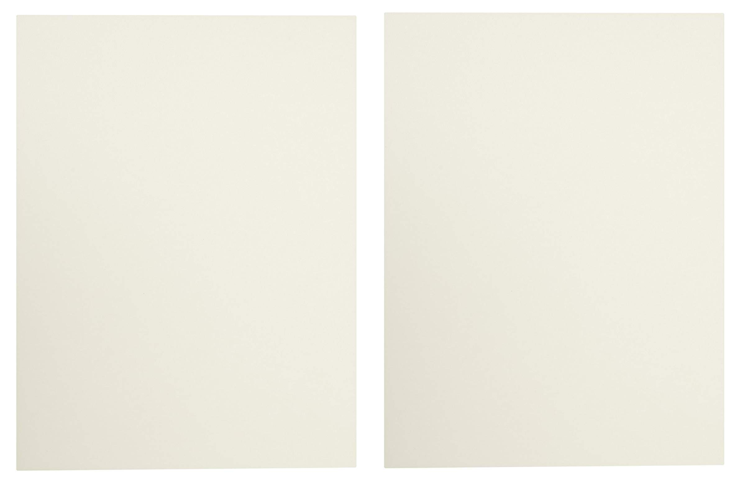 Sax Watercolor Paper Beginner Paper, 9 x 12 Inches, Natural White, Pack of 100 (2-Pack)