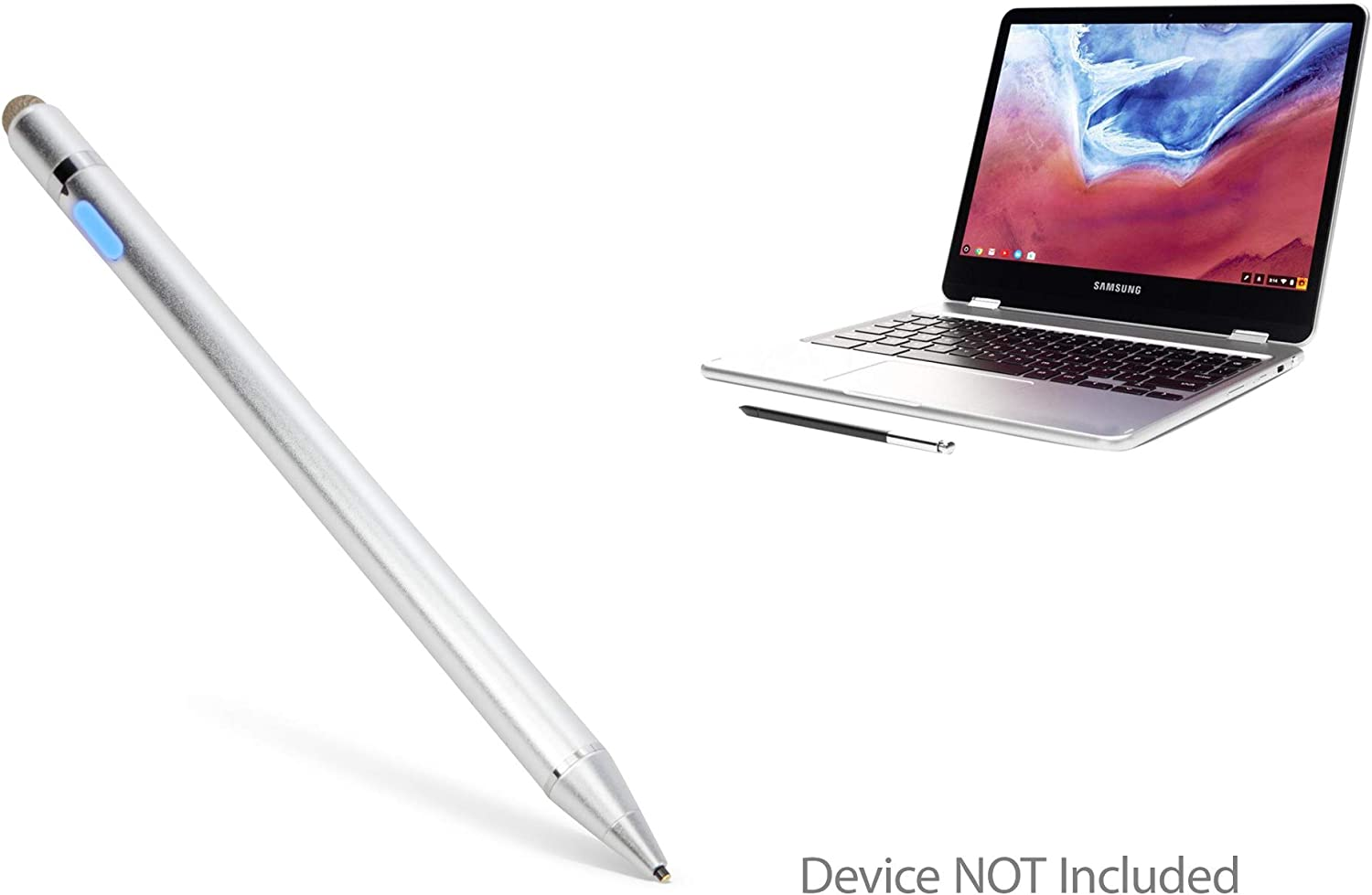 Compatible with The/Samsung Galaxy Xcover 4s Broonel Red Fine Point Digital Active Stylus Pen