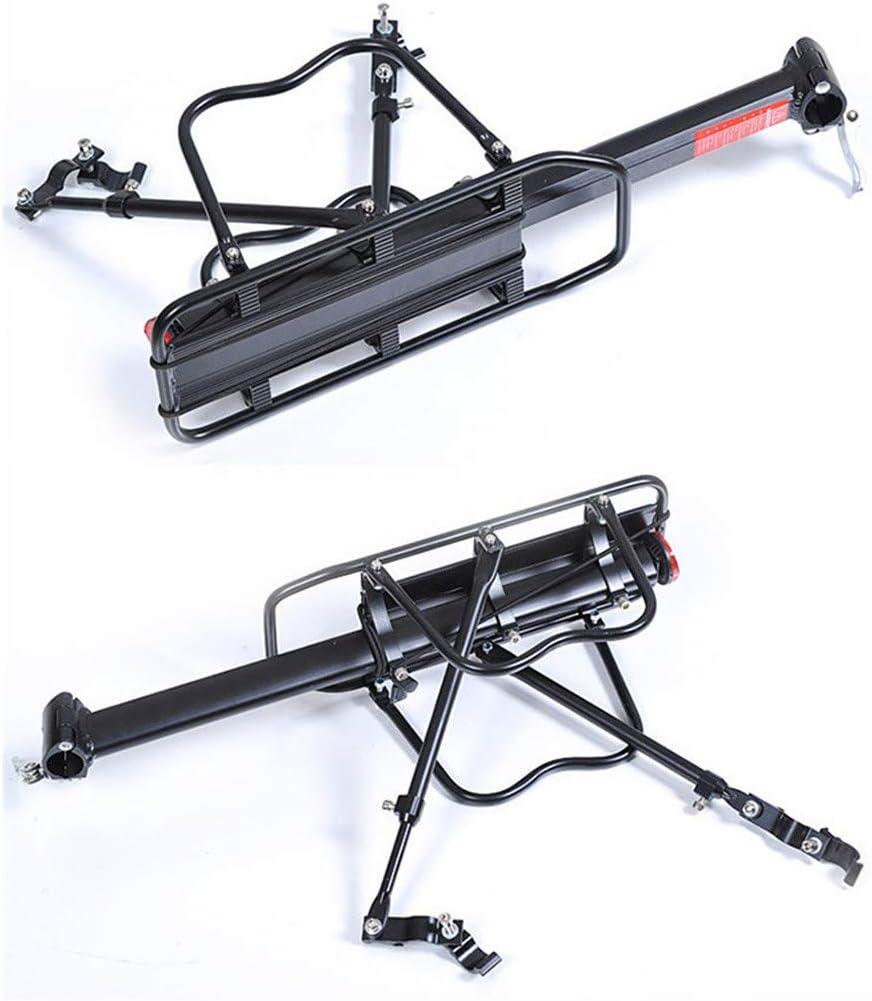 KIMODOAsiento Trasero Trasero para Xiaomi Micycle Qicycle EF1 Scooter eléctrico Inteligente E-Bike