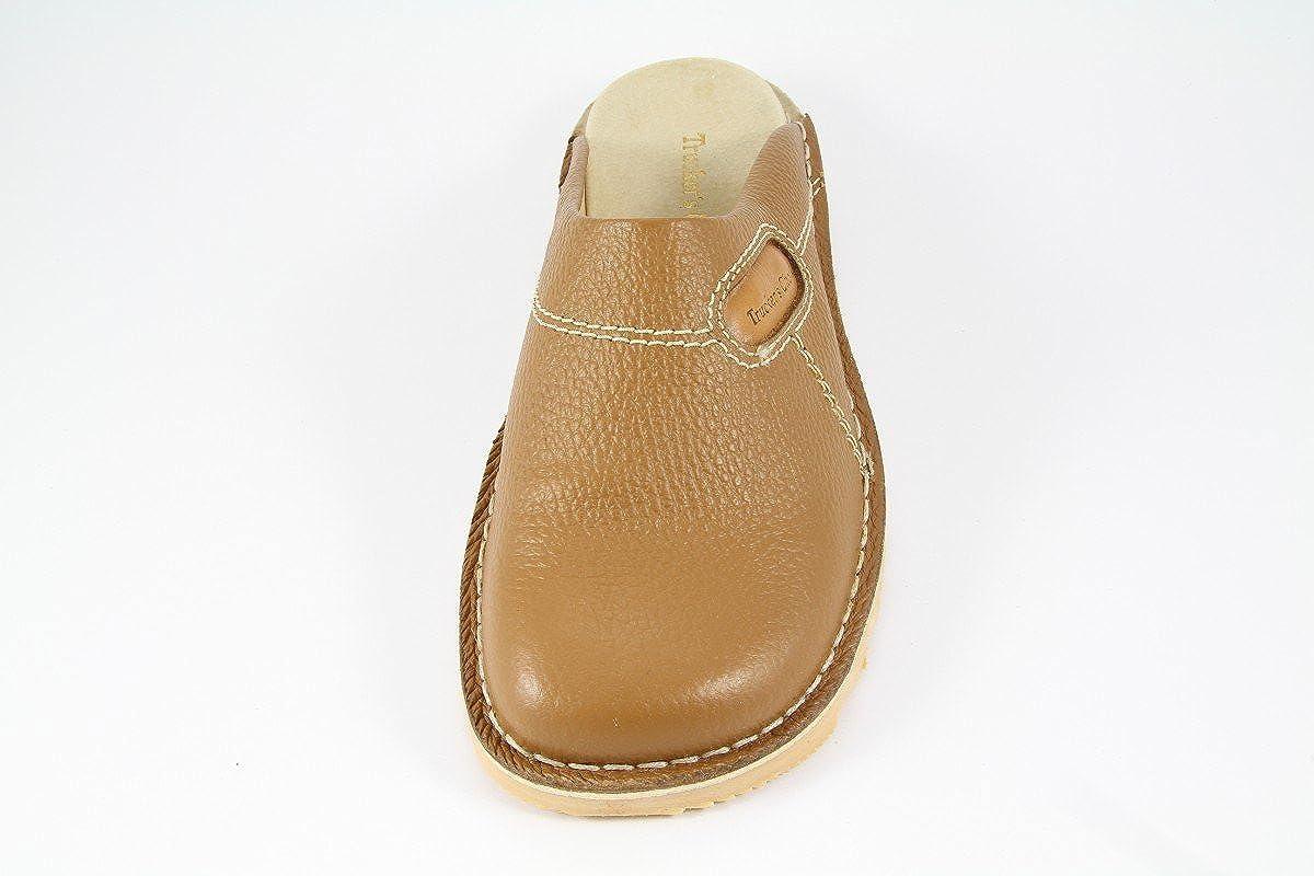 Truckers Choice Chaussures de s/écurit/é pour Homme Marron Marron