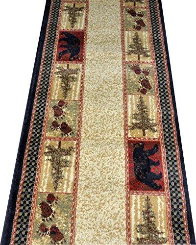 Dean Cades Lodge Carpet Runner