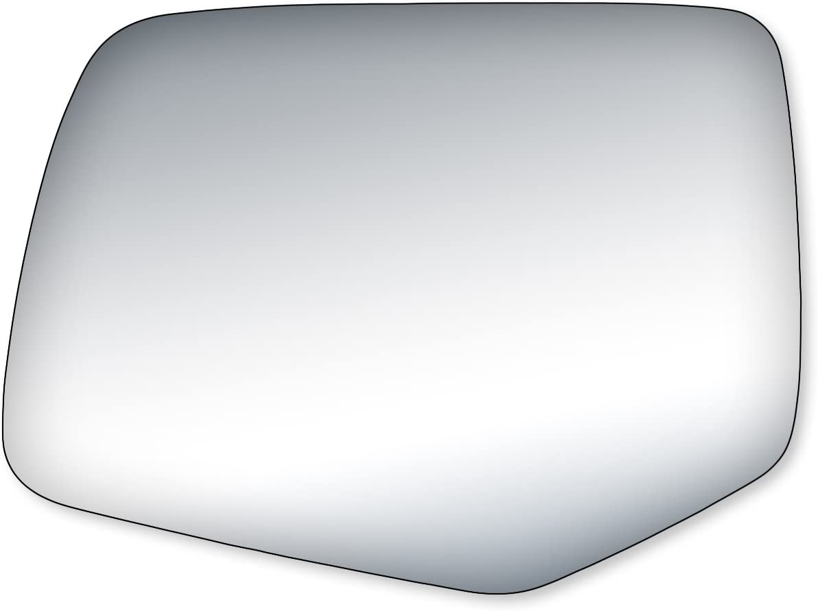 Fit System 90212 Passenger Side Replacement Mirror Glass
