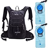 Dtown Insulated Hydration Pack Suits Kids Women Men – for Running,Hiking,Cycling,Camping Keeps Liquid Cool up to 4 Hours