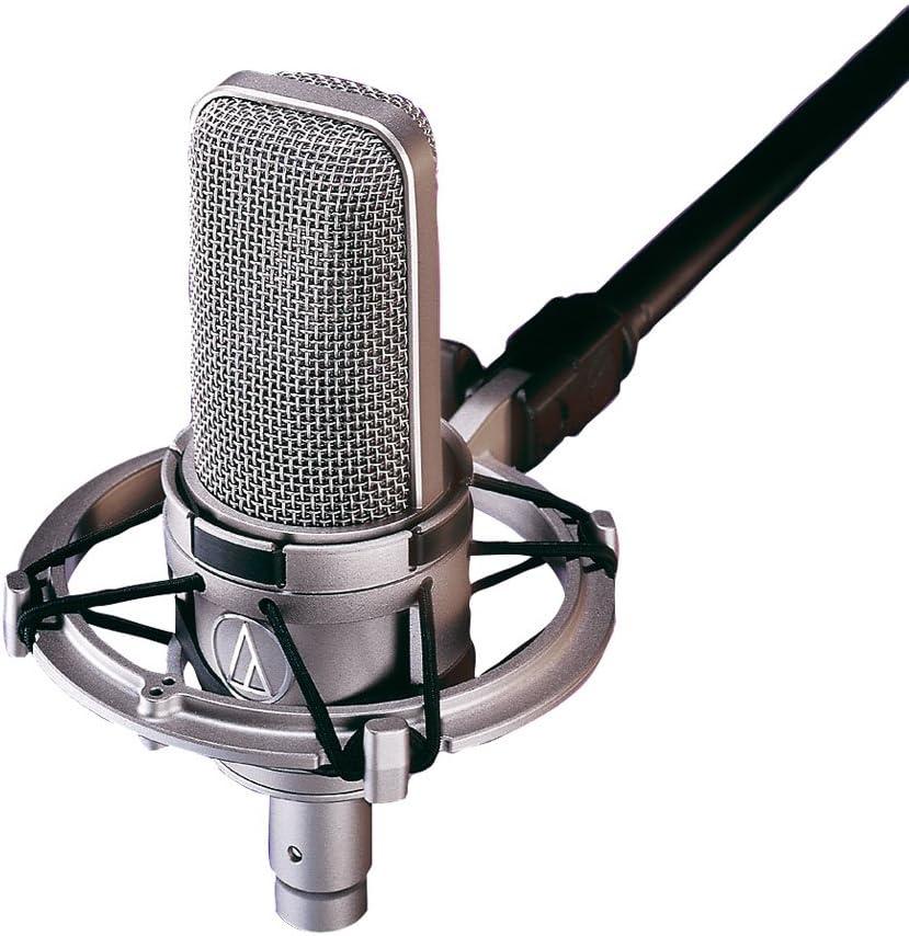 Audio-technica at4047svsm microfono de condensador: Amazon.es ...
