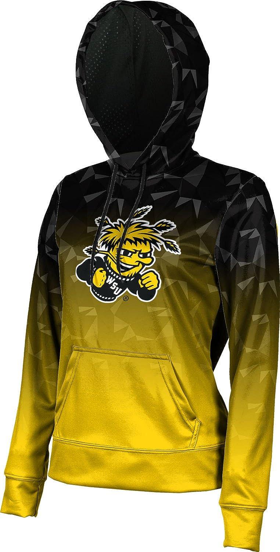 School Spirit Sweatshirt ProSphere Wichita State University Girls Pullover Hoodie Maya