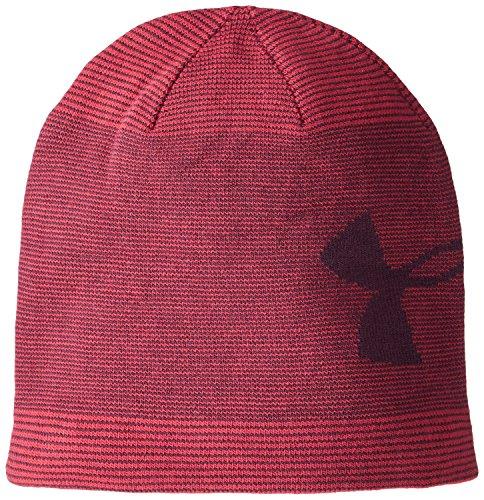 0 2 Rojo Hombre Size Armour Pasa Uvas Uvas Under Gorro Pasa One Cartelera Rojo wtaHqI