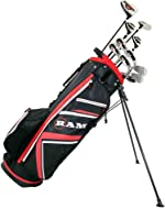 RAM Golf Accubar Plus Golf Right Hand Clubs Set - Graphite