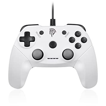 Wired Game Controller, EasySMX PS3 Gamepad Controller for Microsoft Xbox  360 Game System Newest Game, Joystick for PC (Windows XP/ 7/ 8/ 10 Games)/