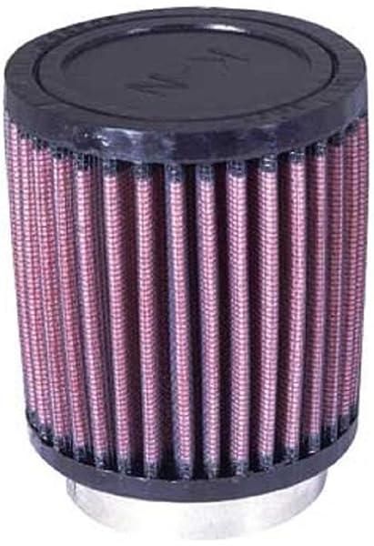102 mm K/&N RU-0600 Universal Clamp-On Air Filter: Round Straight; 2.25 in Top K/&N Engineering 57 mm Base; 3.5 in 89 mm Height; 3.5 in Flange ID; 4 in 89 mm