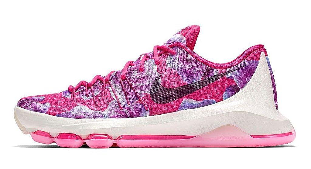 low priced b71c6 bbe55 Amazon.com   Nike Mens KD 8 PRM Aunt Pearl Vivid Pink Black-Phantom  Synthetic   Shoes