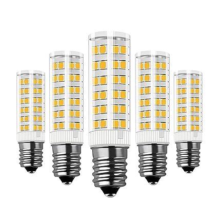Bombillas E14 LED, RANBOO, 7W Equivalente a Bombillas Halógena de 60W Blanco Cálido 3000