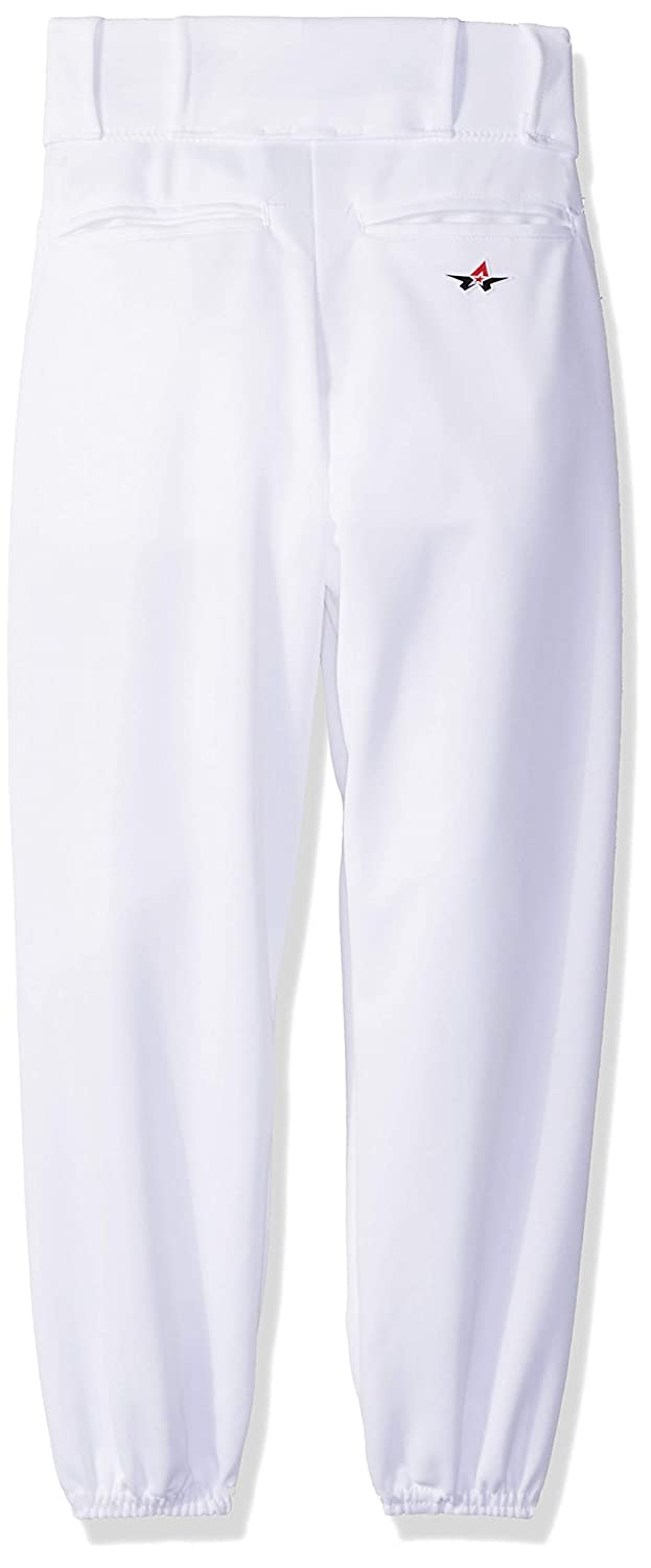 Alleson Athletic Youth Polyester Baseball Pants