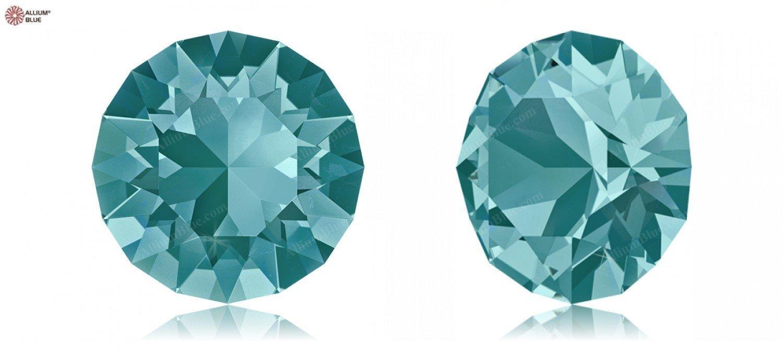 PP32 (4.00  4.10 mm) Swarovski Crystals 1170577 Round Stones 1088 SS 34 blueE ZIRCON F, 144 Pieces