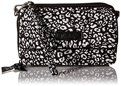 Vera Bradley Womens' All In One Crossbody for Iphone 6+, Camocat, One Size ()