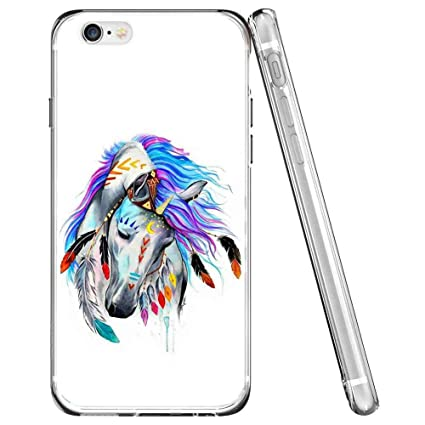 Prince on horse iphone case
