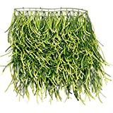 SilksAreForever 17''x12'' Grass Artificial Mat -Green (pack of 6)