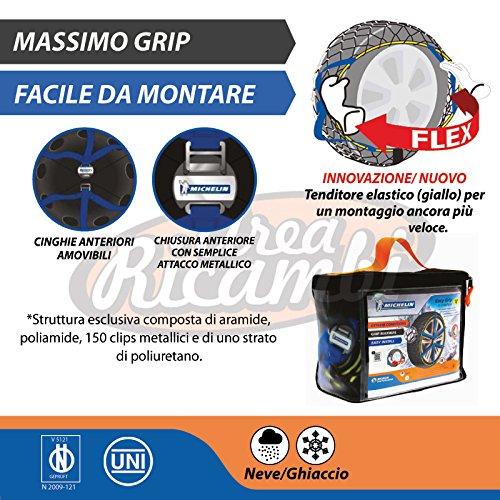 Cadenas de nieve 235/55/18/Easy Grip homologadas Evo 14