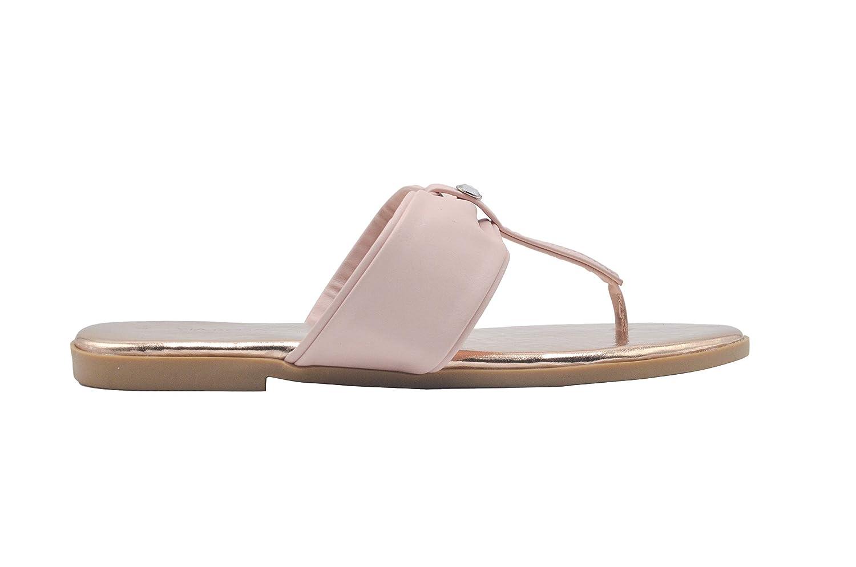 uk availability 93d63 ea308 Via Rosa Ladies Fashion Sandals Slip On Thong Flip Flop Flats