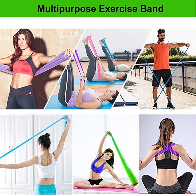 Details about  /Resistance Bands Set For Home Workouts