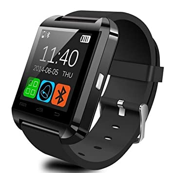 GroMate U8 Bluetooth V3.0 Smart Watch Inteligente Reloj Teléfono Compañero Pantalla tactil capacitiva para Smartphones IOS Apple iphone 4/4S/5/5C/5S ...